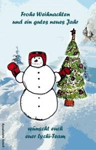 Weihnachtsplakat